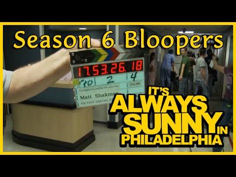 Download It's Always Sunny Season 6 Bloopers Reaction