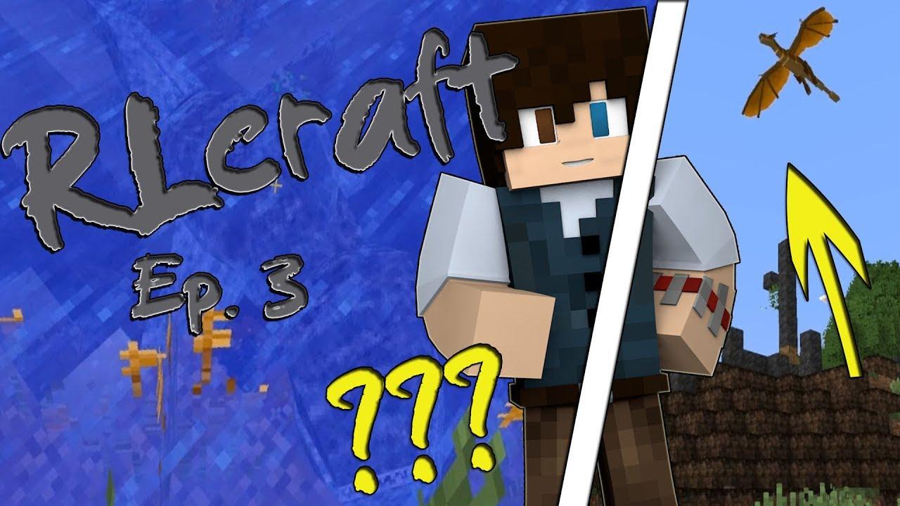 Download RLCraft Episode 3 - SHARKNADO! - SoberBartender
