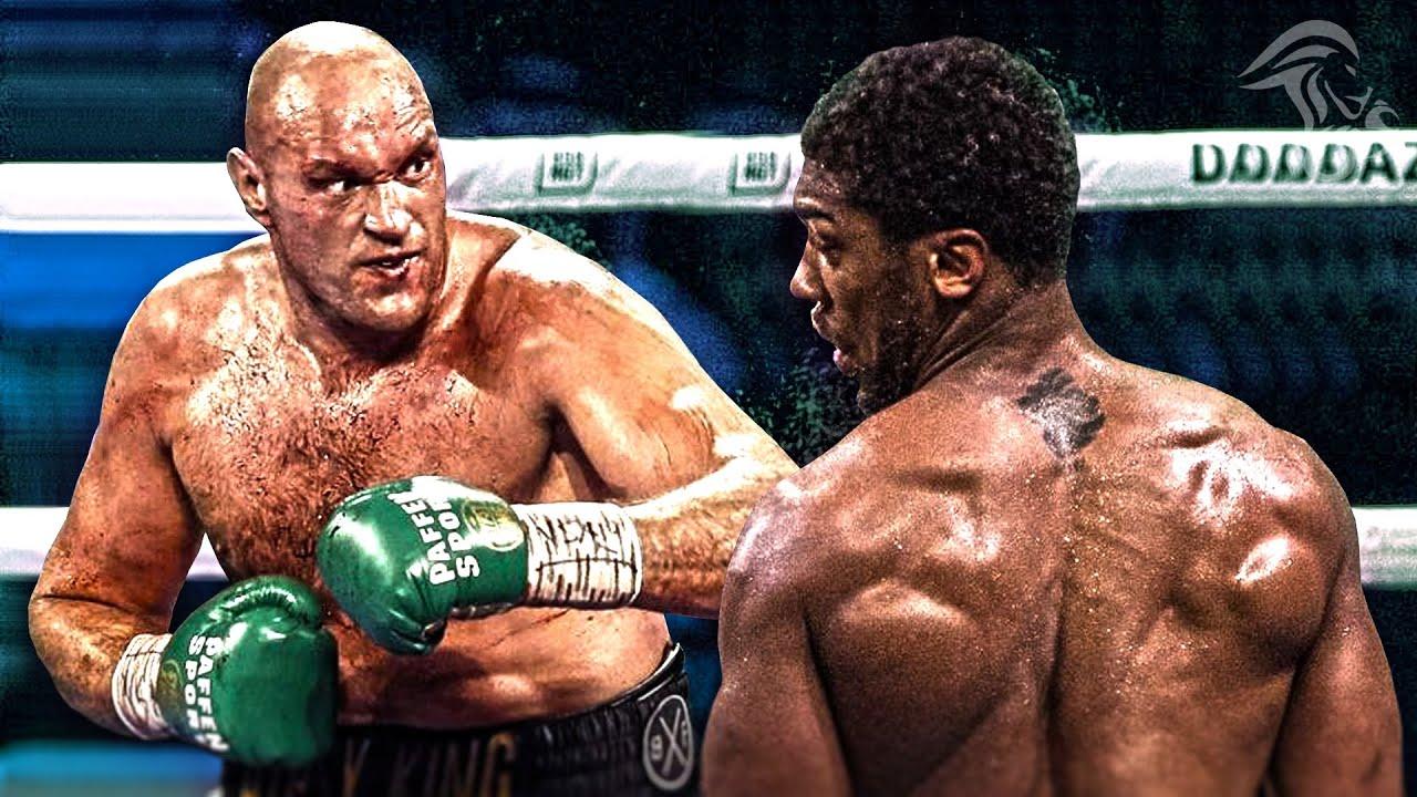 """Anthony Joshua vs. Tyson Fury - """"WHO WOULD WIN?"""""""
