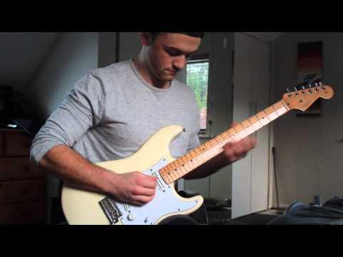 Eric Johnson - Manhattan (Guitar Cover)