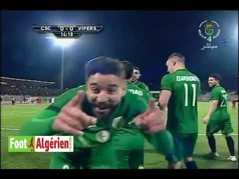 Ligue des champions d'Afrique : CS Constantine 1 - 0 Vipers SC