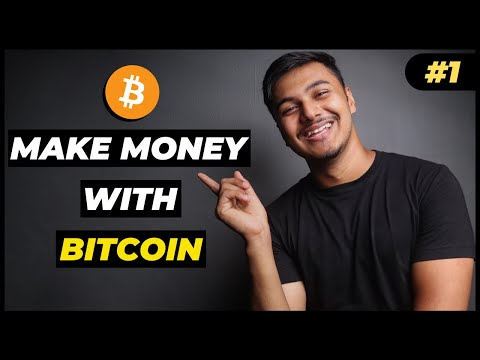 How To Make Money With Bitcoin (2021) | Bitcoin Se Paise Kaise Kamaye ?
