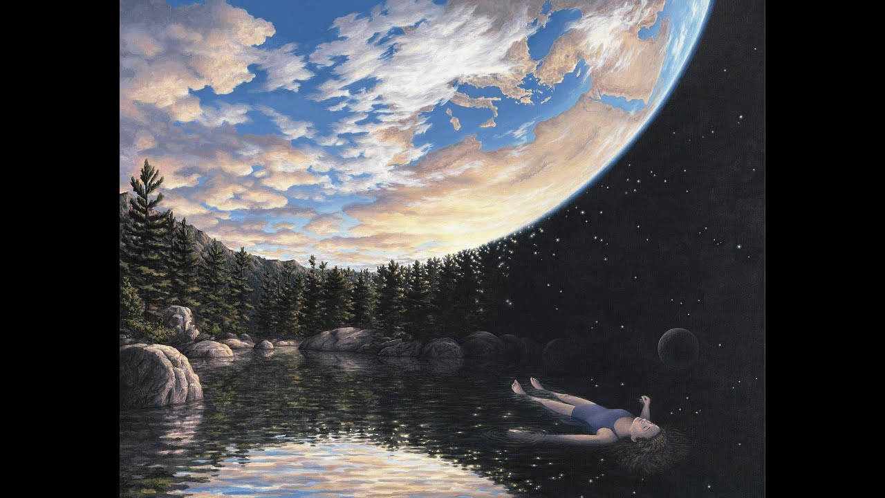 rob gonsalves paintings youtube