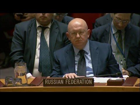 afpbr: EUA sobre veto russo: 'vergonhoso'