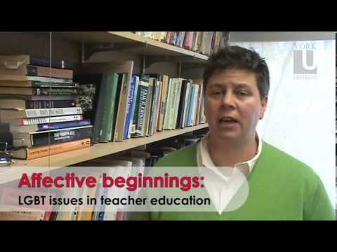 Affective Beginnings: LGBT Issues in teacher Education