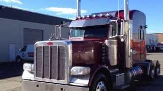 2009 Peterbilt 388 Highway Tractor BIDonIRON.com ID#: 1080