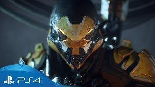 Anthem | Game Awards Teaser Trailer | PS4