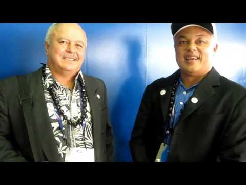 The Politics of Fashion. A Man Dredded/ American Samoa