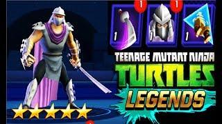 Черепашки ниндзя Легенды TMNT Legends #98 Мульт игра для детей #Мобильные игры