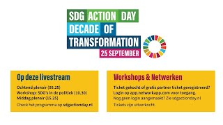 SDG Action Day Livestream