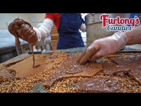 Jen Teaches Us How To Make Buttercrunch