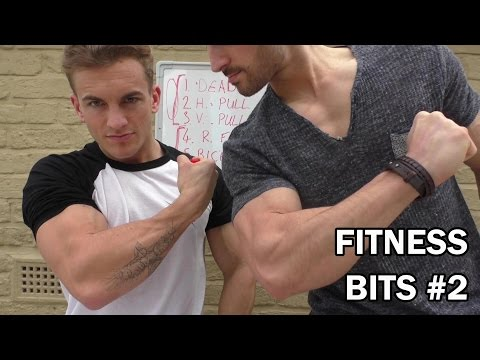 FITNESS BITS #2: Turning Your Training Split Into A Programme