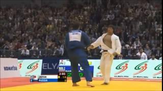 Japan vs Russia Epic 2014 World Judo Teams Final
