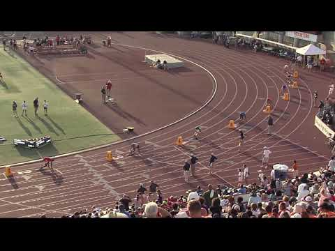 2018 Texas UIL State Meet 6A 400m