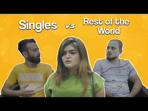 BYN :  Singles Vs Rest Of The World