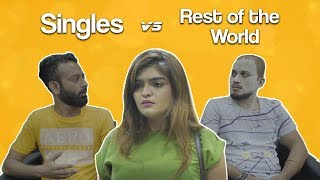 BYN :  Singles Vs Rest Of The World