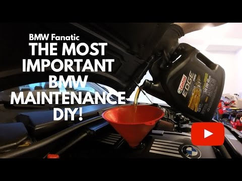 The Most Important BMW Maintenance DIY That You Must Do!