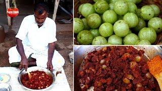 AMLA PICKLE RECIPE  Rayalaseema Simple Pickle USIRIKAYA URAGAYA  Indian Gooseberry Pickle Recipe