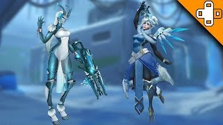 WINTER WONDERLAND IS COMING! Overwatch Funny & EPic Moments 680