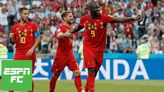 Romelu Lukaku the star as Belgium beat Panama 3-0 to open 2018 World Cup | ESPN FC