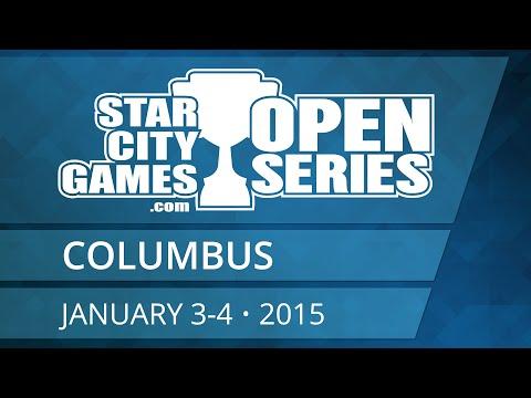 SCGCOL - Standard - Round 9 - Chris Andersen vs Riley Curran [Magic: the Gathering]