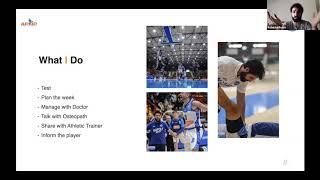 International Basketball S&C Digital Conference - Roberto Russo