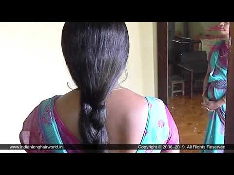 ILHW Deepa's Elegant Loose Calf Length Braid Making & Braid Flaunting