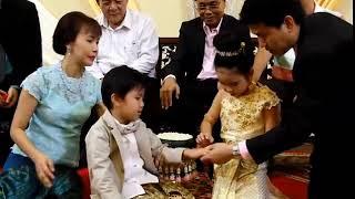 Edan, bocah kembar dinikahkan orangtuanya