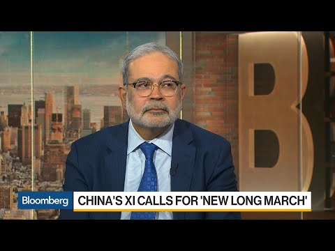 U.S. Near-Term Growth Is Going to Slow, Deutsche Bank's Chadha Says