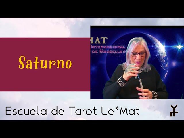 Saturno - Escuela de Tarot Lemat