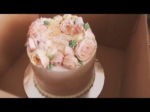 🎂 WHERE TO BUY VEGAN BIRTHDAY CAKE IN BALI [VLOG]