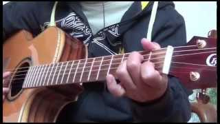 Bolero - Bong Co May (Truc Phuong)  Guitar Cover