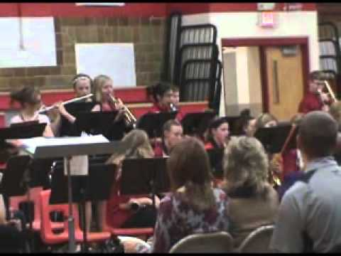 New Hampton Middle School 7th and 8th Winter Concert