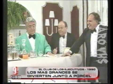 Jorge Porcel, Javier Portales, Ricardo Espalter, Chico Novarro (1990)