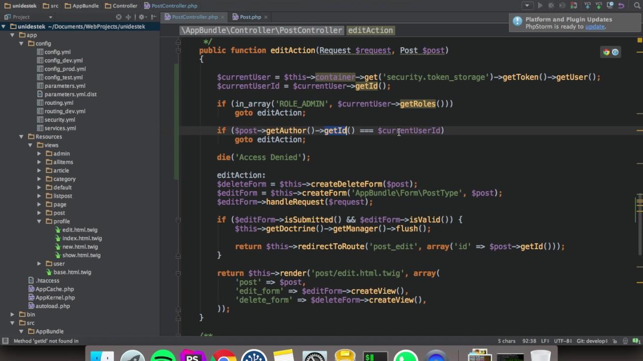 PHP'de goto Deyimi