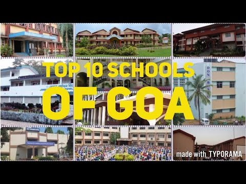 Top 10 Schools of Goa (2017) - Best Schools in Goa For Admission