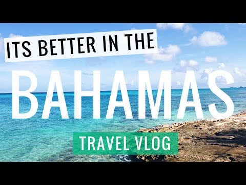 I'm Going to the Bahamas! | Travel Vlog