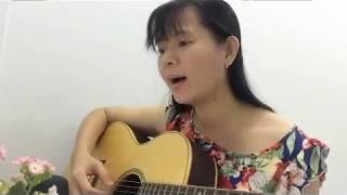 Đưa Em Vào Hạ (Trầm Tử Thiêng) - guitar Uyen Nguyen