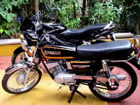 1987 Yamaha Rx 100 An