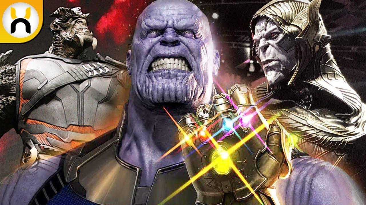 every mcu villain confirmed for avengers: infinity war - youtube