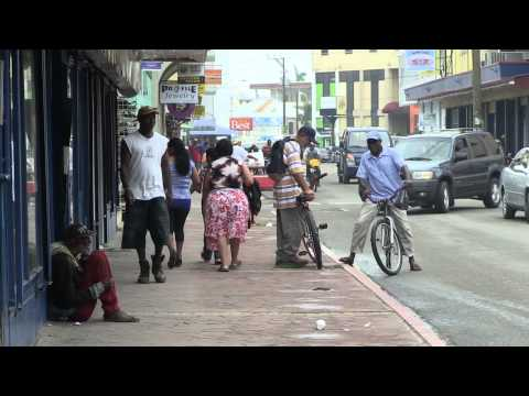 Belize City Tourist