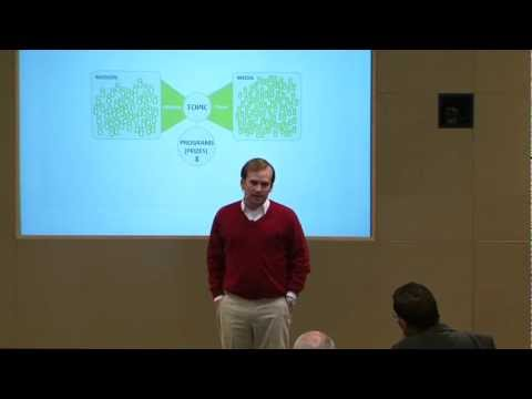 RAND LECTURE: Incentive Engineering (January 2012)