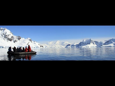 """""""What We Saw and Witness in Antarctica""""--U.S Naval Officer Reveals!"""