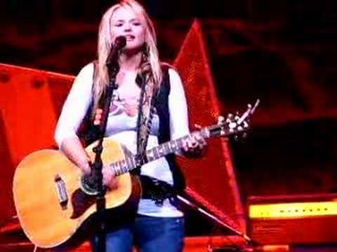 "Miranda Lambert ""Me & Charlie.."" Lancaster, PA 2/08"