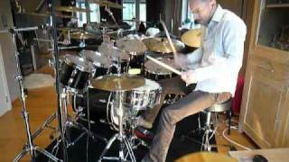 Download U2 - Sunday Bloody Sunday (drum cover) MP3 song and Music Video