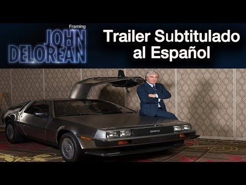 FRAMING JHON DELOREAN – Tráiler Subtitulado al Español 🎦🎞️🍿🎥🎬🎫  Alec Baldwin / Morena Baccarin