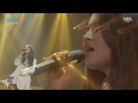 LEE HI - '한숨 (BREATHE)' 0313 SBS Inkigayo