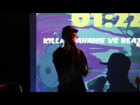 Killa Mahanie Vs. Beatness - Beatbox Battle Maurepas - 1/16 Final