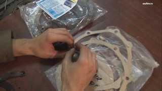 видео Обслуживание системы охлаждения УАЗ-3741, использование воды