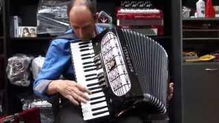 Цыганский аккордеон